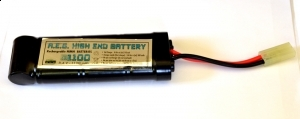Acumulator Ni-MH AEG High End Battery 8.4V 1100mAh