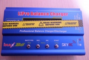 Incarcator si descarcator profesional iMAX B6 Digital RC Lipo NiMH battery Balance Charger